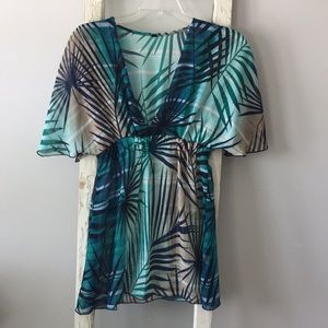 Other - Beautiful Beach Coverup